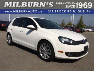 Used 2013 Volkswagen Golf Highline for sale in Guelph, ON