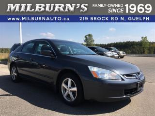Used 2005 Honda Accord EX-L for sale in Guelph, ON