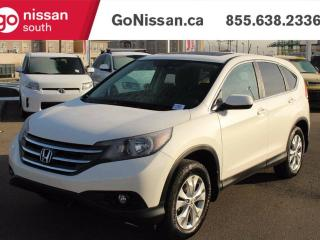 Used 2014 Honda CR-V EX - LOW KMS, AUTO, HEATED SEATS for sale in Edmonton, AB