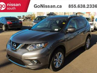 Used 2015 Nissan Rogue SV - MOONROOF, HEATED SEATS, AWD for sale in Edmonton, AB