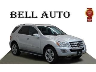 Used 2011 Mercedes-Benz ML-Class ML350 BlueTEC 4MATIC NAVIGATION BACK UP CAMERA for sale in North York, ON