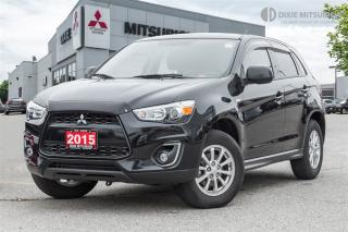 Used 2015 Mitsubishi RVR CLEAN CARPROOF | MANUAL | ALLOYS | HEATED SEATS for sale in Mississauga, ON