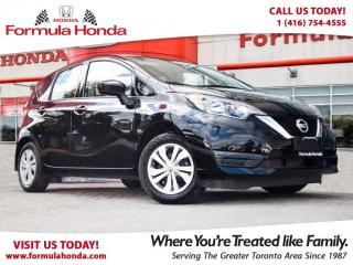 Used 2017 Nissan Versa Note BLUETOOTH | FUEL EFFICIENT | GREAT VALUE! for sale in Scarborough, ON
