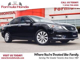 Used 2014 Honda Accord Sedan EX-L | HEATED SEATS | SUNROOF for sale in Scarborough, ON