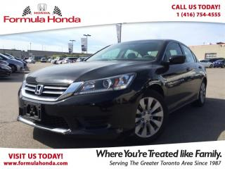 Used 2014 Honda Accord Sedan LX | ACCIDENT FREE | BLUETOOTH for sale in Scarborough, ON