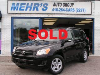 Used 2010 Toyota RAV4 4WD Loaded well Maintained for sale in Scarborough, ON