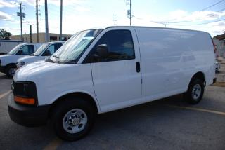 Used 2011 Chevrolet Express 2500 3/4 ton NO WINDOWS, LOADED, ACCESORIES for sale in Woodbridge, ON