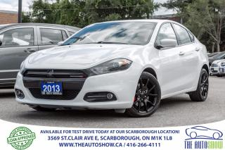 Used 2013 Dodge Dart RALLYE Turbo Sunroof Alloys for sale in Caledon, ON