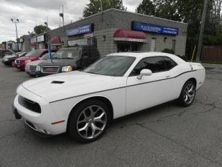 Used 2016 Dodge Challenger SXT  PREMIUM * LEATHER * SUNROOF for sale in Windsor, ON