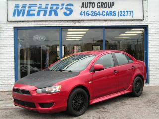 Used 2010 Mitsubishi Lancer DE Loaded No Accident Or Rust for sale in Scarborough, ON