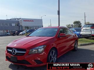 Used 2016 Mercedes-Benz CLA-Class 250 |4 Matic| Navi| Camera|No Accidents| for sale in Scarborough, ON