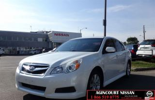 Used 2011 Subaru Legacy 2.5 i Sport Pkg |Heated Seats|Paddle shifters| for sale in Scarborough, ON