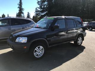 Used 1997 Honda CR-V All-Wheel Drive, Affordable, Power Group, Clean! for sale in Surrey, BC