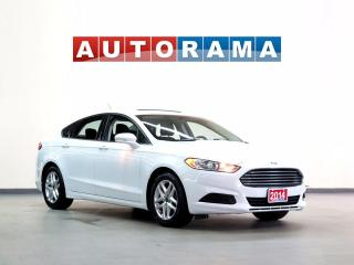 Used 2014 Ford Fusion SUNROOF  BLUETOOTH for sale in North York, ON