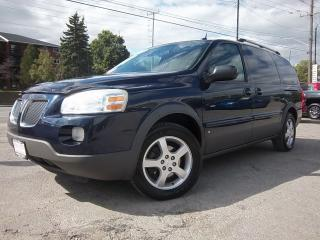 Used 2007 Pontiac Montana w/1SC for sale in Whitby, ON
