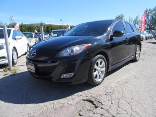 Used 2011 Mazda MAZDA3 GS AUTO / ACCIDENT FREE / LOCAL CAR for sale in Newmarket, ON