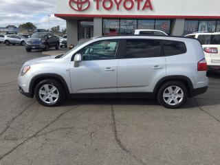 Used 2013 Chevrolet Orlando LT for sale in Cambridge, ON