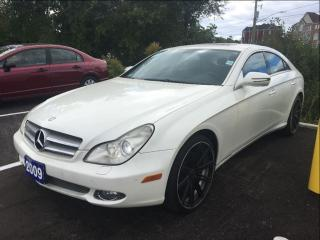 Used 2009 Mercedes-Benz CLS-Class Base for sale in Pickering, ON