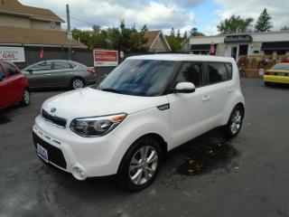 Used 2016 Kia Soul EX+ Eco $500 Rebate Internet Sale for sale in Sutton West, ON