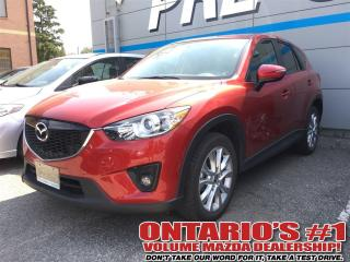 Used 2015 Mazda CX-5 GT AWD GT ,LEATHER,SUNROOF-TORONTO for sale in North York, ON