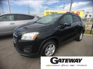 Used 2016 Chevrolet Trax LT for sale in Brampton, ON