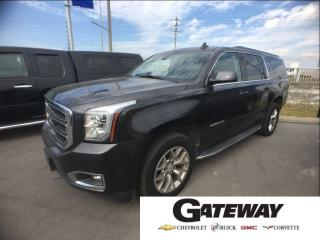 Used 2016 GMC Yukon XL SLT|LEATHER|NAVI|SUNROOF| for sale in Brampton, ON