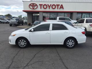 Used 2013 Toyota Corolla CE for sale in Cambridge, ON