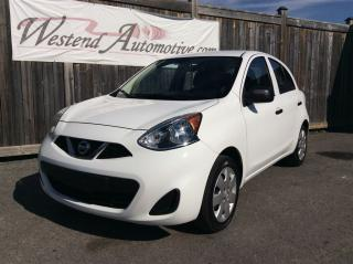 Used 2015 Nissan Micra S for sale in Stittsville, ON