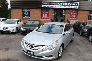 Used 2011 Hyundai Sonata GL for sale in Scarborough, ON