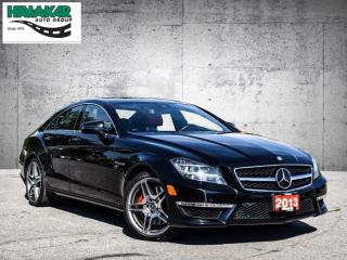Used 2013 Mercedes-Benz CLS-Class 63 AMG for sale in North York, ON