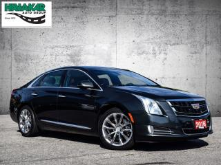 Used 2016 Cadillac XTS AWD  Premium Collection for sale in North York, ON