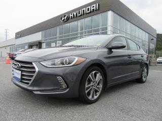 Used 2017 Hyundai Elantra GLS for sale in Corner Brook, NL