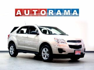 Used 2012 Chevrolet Equinox 4WD for sale in North York, ON