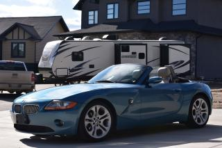 Used 2003 BMW Z4 3.0i for sale in Estevan, SK