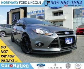 Used 2012 Ford Focus SE | LOWERED | DUAL EXHAUST | SYNC | for sale in Brantford, ON