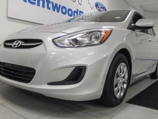 Used 2016 Hyundai Accent SE- heated seats, power windows, and the convenience of a hatchback. How could you go wrong? for sale in Edmonton, AB