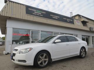 Used 2009 Chevrolet Malibu LT, LEATHER, SUNROOF, LOW KM, SPOTLESS MALIBU for sale in Mississauga, ON
