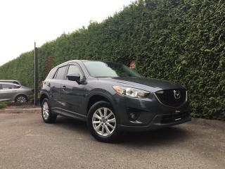 Used 2013 Mazda CX-5 GS + HEATED FT SEATS + SUNROOF + BLIND-SPOT MONITORING + NO EXTRA DEALER FEES for sale in Surrey, BC