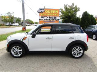 Used 2012 MINI Cooper Countryman Low Kilometers | Push To Start | Dual Sunroof for sale in North York, ON