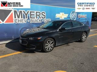 Used 2017 Chevrolet Malibu LT for sale in Ottawa, ON