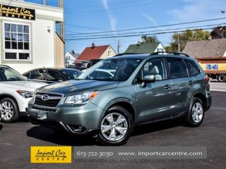 Used 2015 Subaru Forester i Convenience for sale in Ottawa, ON