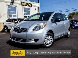 Used 2007 Toyota Yaris CE for sale in Ottawa, ON