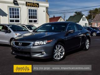 Used 2008 Honda Accord EX-L for sale in Ottawa, ON