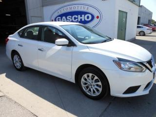 Used 2016 Nissan Sentra 1.8 SV|Bluetooth|Reverse Cam|FWD for sale in Kitchener, ON