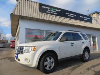 Used 2009 Ford Escape LEATHER,4WD, 6CYL, ALL POWERED, FOGS, ALLOYS for sale in Mississauga, ON
