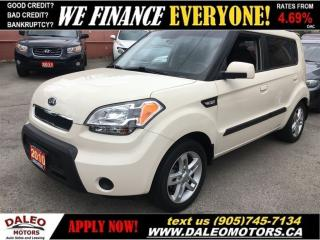 Used 2010 Kia Soul 2.0L 2u for sale in Hamilton, ON