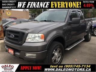 Used 2005 Ford F-150 FX4 for sale in Hamilton, ON