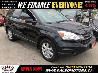 Used 2011 Honda CR-V LX for sale in Hamilton, ON