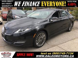 Used 2013 Lincoln MKZ AWD | LEATHER for sale in Hamilton, ON