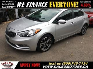 Used 2014 Kia Forte 2.0L EX for sale in Hamilton, ON